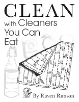 Clean with Cleaners You Can Eat